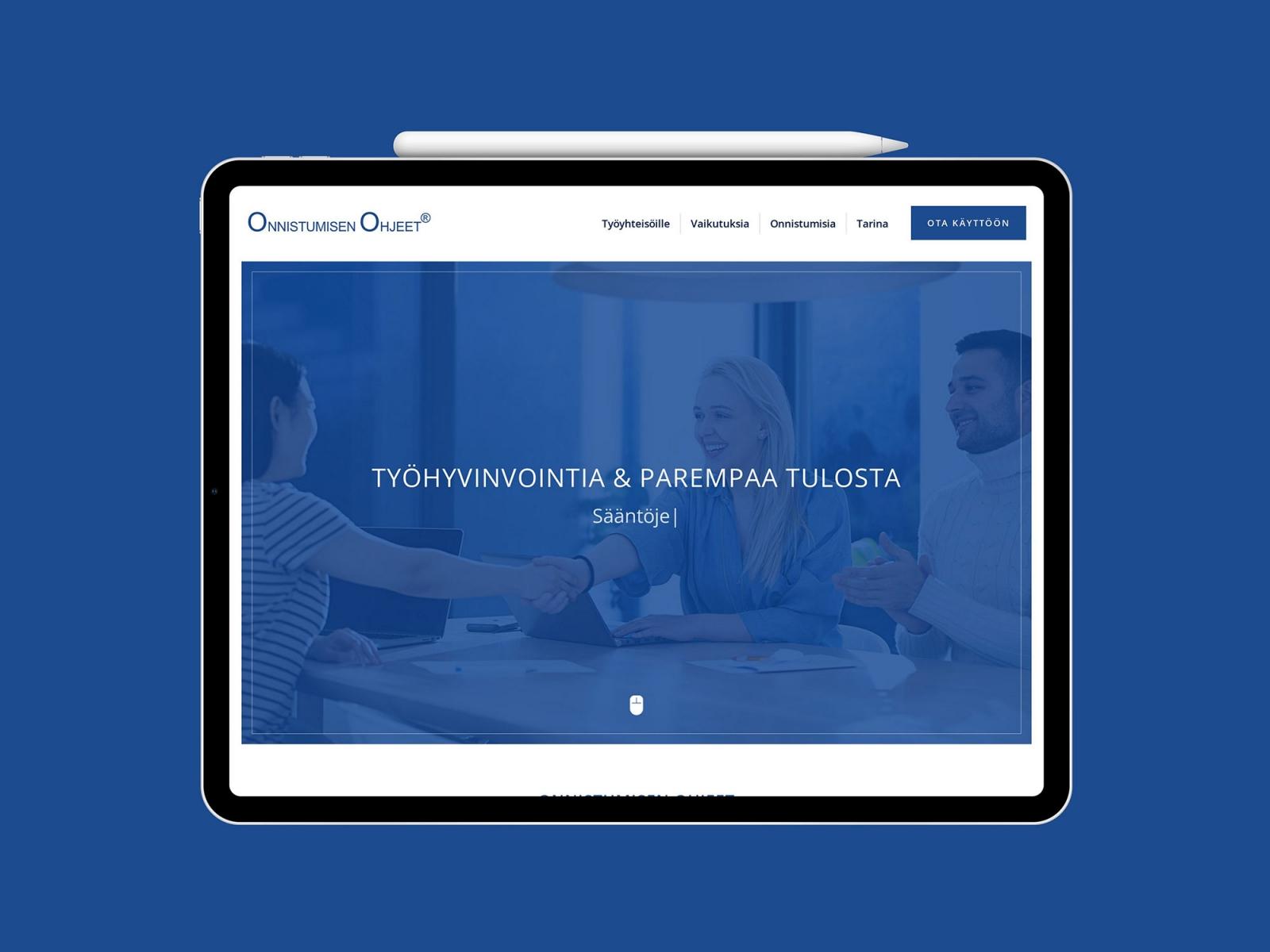 WordPress-nettisivut, Onnistumisen Ohjeet